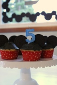 Mickey Mouse Sailor party